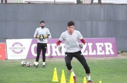 Boluspor Maçı Hazırlıkları Devam Ediyor