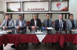 Başkanımız Sedat Karataş ve 2. Başkanımız Karahan Çelik Basın Toplantısı Düzenledi