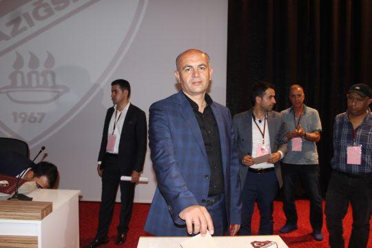 Kulübümüzün Yeni Başkanı Mehmet Parlakyıldız Oldu