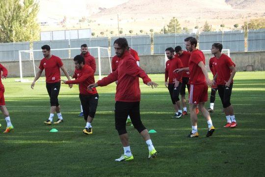 Samsunspor Maçı Hazırlıkları Tamamlandı
