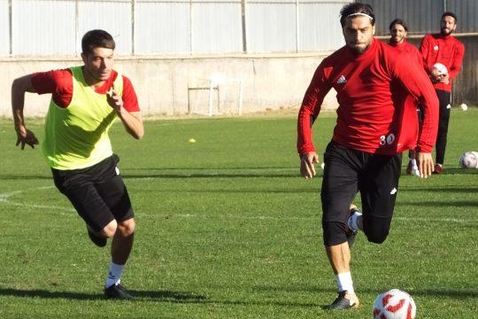 Samsunspor Maçı Hazırlıkları Devam Ediyor