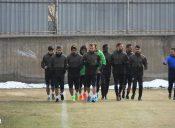 Tuzlaspor Maçı Hazırlıkları Başladı