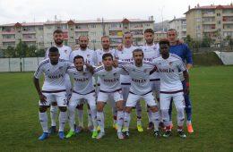 Elazığspor'umuz 0-0 Kapaz