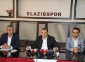 Elazığ Valisi Çetin Oktay Kaldırım Kulübümüzü Ziyaret Etti
