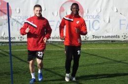 Kardemir Karabükspor Maçı Hazırlıkları Sürüyor