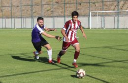 Birevim Elazığspor'umuz 0-1 Yomraspor