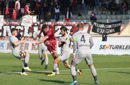 Tetiş Yapı Elazığspor'umuz 3-2 Eskişehirspor