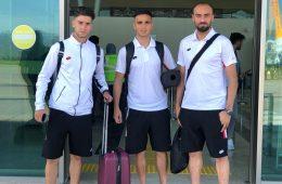 Takımımız İzmir'e Gitti
