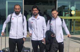 Takımımız Antalya'ya Gitti