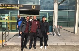 Takımımız İstanbul'a Gitti