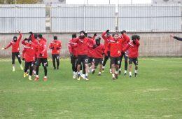 Osmanlıspor Maçı Hazırlıkları Başladı